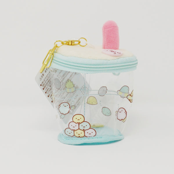 Tapioca Cup Keychain  - Sumikkogurashi Collection