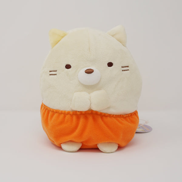 2017 Neko with Pumpkin Pants Plush - Halloween Prize Toy Plush