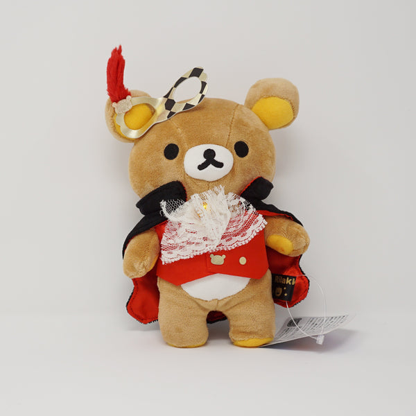 2014 Rilakkuma with Mask Costume Plush - Halloween Store Limited Plush
