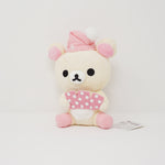 2009 Korilakkuma in Pajamas Store Limited Plush - Good Night Theme