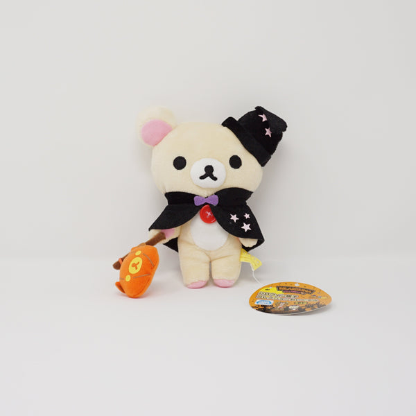 2014 Korilakkuma with Hat & Cape Plush - Halloween Prize Toy Plush