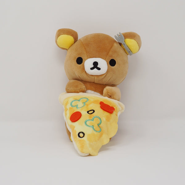 2018 Rilakkuma and Pizza Store Limited Plush - Rilakkuma Deli Theme