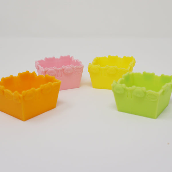 Rilakkuma Silicone Cups for Bento