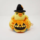 2007 Kiiroitori in Pumpkin Car Plush - Halloween Store Limited Plush