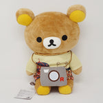 2014 Medium Rilakkuma Tokyo Station Limited with Camera - Souvenir Theme