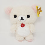 Korilakkuma Standing Medium (Fluffly Long Pile) Plush