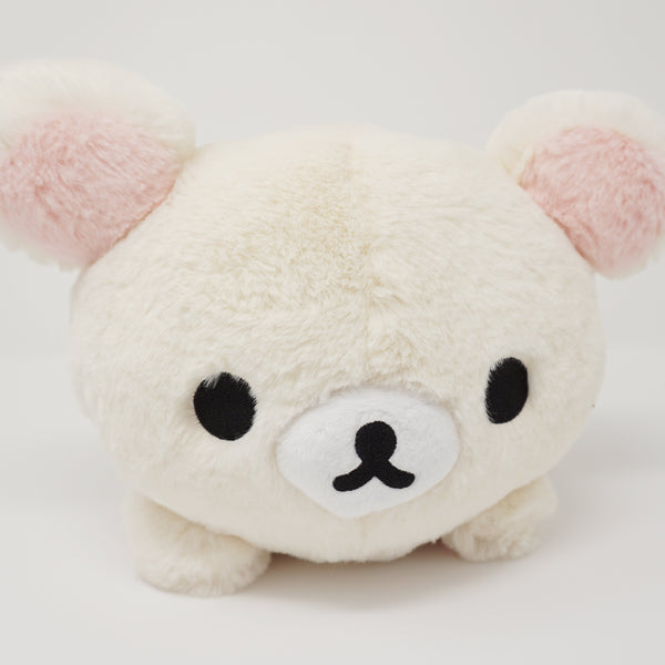 Korilakkuma Laydown Medium (Fluffly Long Pile) Plush