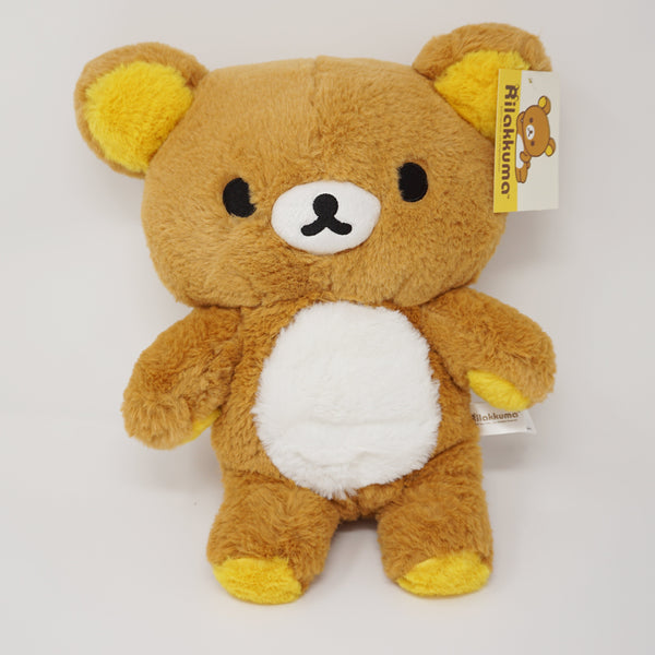 Rilakkuma Standing Medium (Fluffly Long Pile) Plush