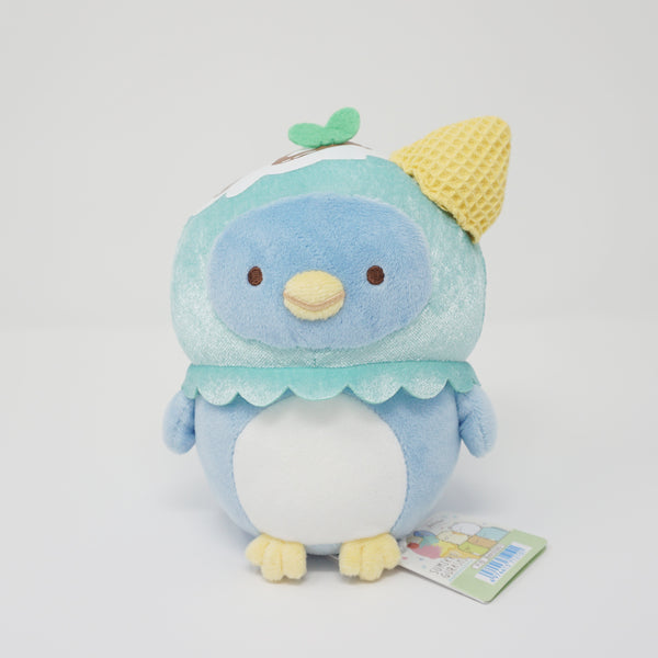 Penguin? Ice Cream Theme Plush