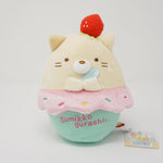 Neko Ice Cream Theme Plush
