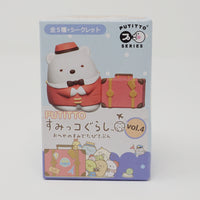 Sumikkogurashi Travel Theme Blind Box (Putitto Vol. 4)