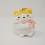 Tora Neko Orange Cat Plush Keychain - Neko Siblings Theme
