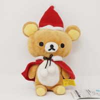Rilakkuma Santa Outfit & Bag Prize Toy Plush - Christmas