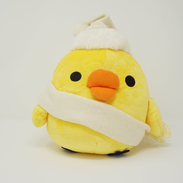 Kiiroitori with Beige Fluffy Winter Hat & Scarf Plush - 711 Exclusive