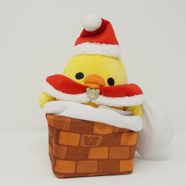 2013 Kiiroitori in Chimney Plush - Christmas Rilakkuma Store Limited