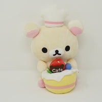 2007 Korilakkuma Cafe Theme Plush