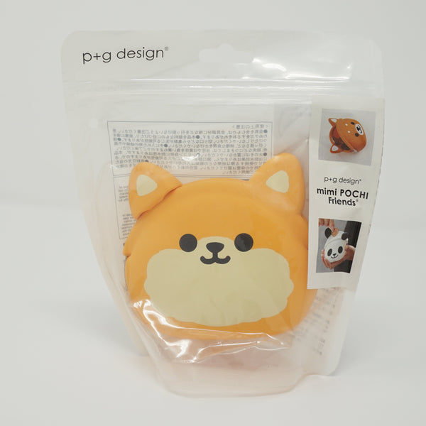 Pomeranian mimi POCHI Friends Soft Coin Pouch
