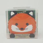 Fox mimi POCHI Friends Soft Coin Pouch