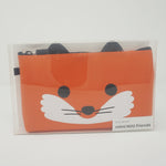 Mimi NUU Friends Fox Large Zipper Pouch