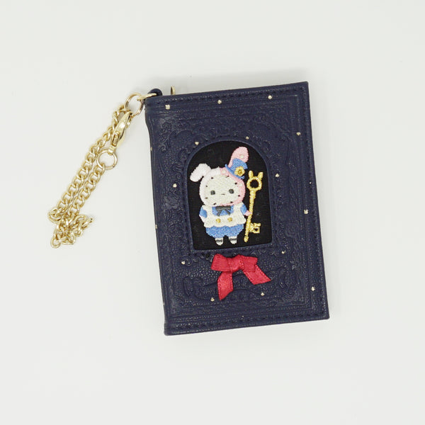2015 Book Coin and Card Case - Alice Theme Sentimental Circus