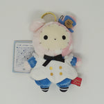 2015 Shappo Plush Keychain - Alice Theme Sentimental Circus