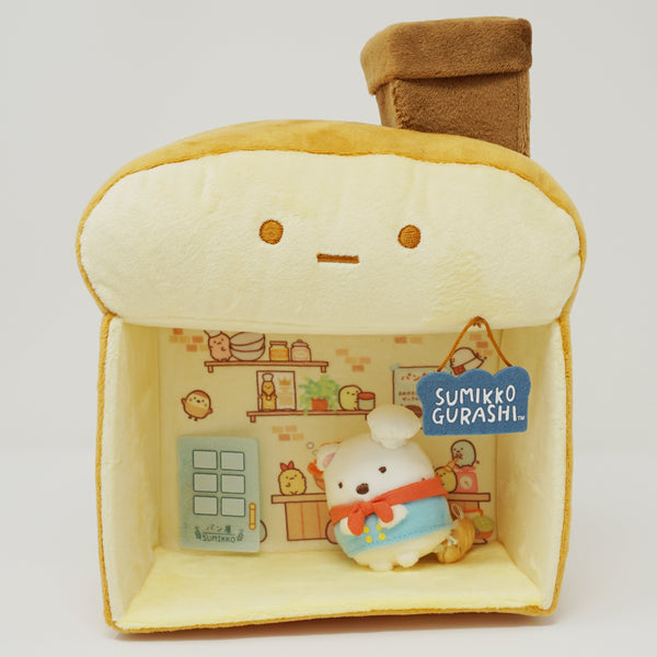 Bakery Sumikko House Plush Playset - Sumikko Bakery Class Theme