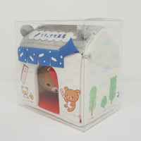2016 Teahouse Plush Playset - Rilakkuma Tea House Theme - Rilakkuma Store Limited