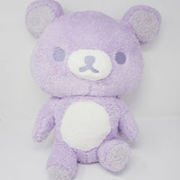 XL Fluffy Lavendar Rilakkuma Big Prize Plush