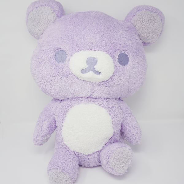 XL Fluffy Lavendar Rilakkuma Big Prize Plush - No Tag