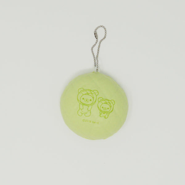 Green Melon Pan - Bakery Rilakkuma Mochi Squishy  - Prize Goods