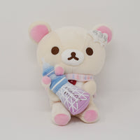 2018 Korilakkuma with Pastel Skytree Tower Plush - Rilakkuma Store Limited Skytree