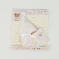 Pastel Pajama and Cap Plush Outfit - Always Together Rilakkuma
