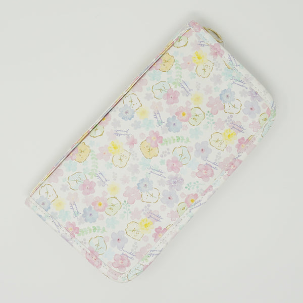 Travel Case - Floral Sumikkogurashi Design