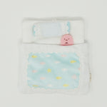 2016 Blue Futon with Pink Tapioca for Tenori Plush - Sumikkogurashi