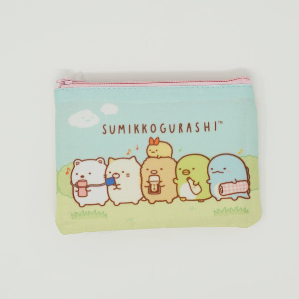 2017 Sumikko Friends and Sausage Tako Tissue Case - Sumikko Bento Theme