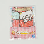 2018 Sumikkogurashi Friends with Winter Snacks Hand Towel - Sumikkogurashi