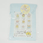 Kiiroitori Drawstring Bag D
