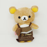 2011 Rilakkuma with Chocolate Apron - Chocolate & Coffee Theme