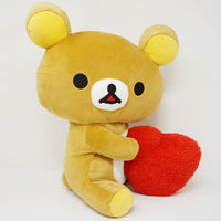 2016 Rilakkuma with Heart XL Prize Plush - Many Hearts Rilakkuma