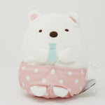 Shirokuma with Tie & Pink Shorts Prize Plush