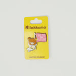 Rilakkuma Space Astronaut Limited Edition Pin - Limited Edition