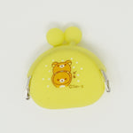Green Mini Silicon Pouch - Rilakkuma Prize Goods