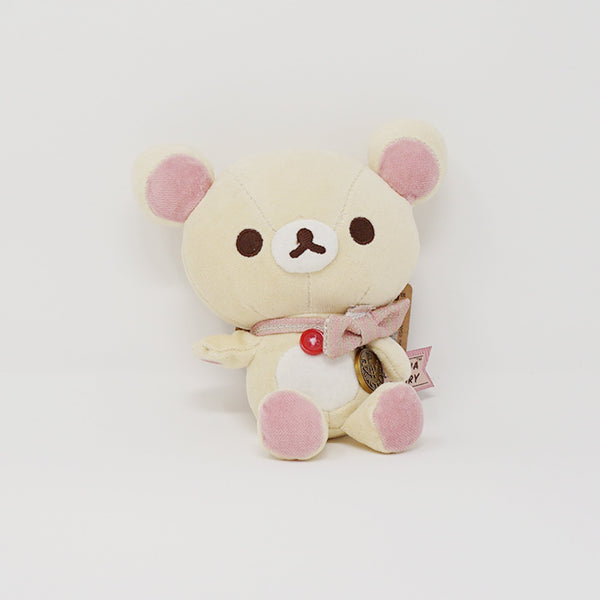 2016 Sitting Korilakkuma Weighted Plush - Rilakkuma Factory Rilakkuma Store Limited