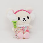 2014 Korilakkuma in Earmuffs Plush - Sendai 2nd Anniversary