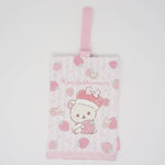 2019 Shoe Bag - Korilakkuma Everyone's a Strawberry Theme - Rilakkuma