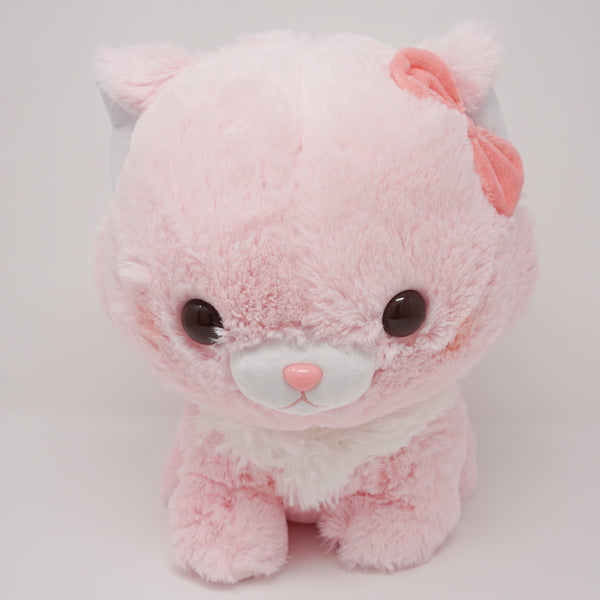 Amuse Hime Pink Cat Big Plush