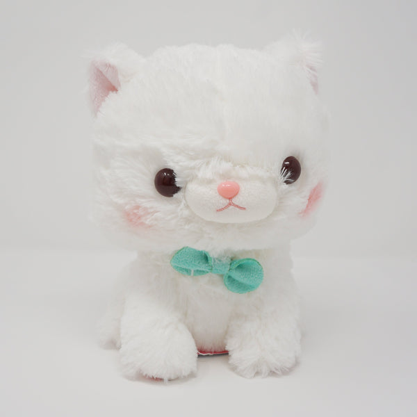 Amuse Myu White Cat Small Plush