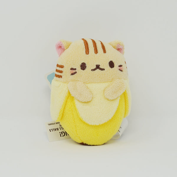 Stripe  - Bananya Plush - Banana Cat