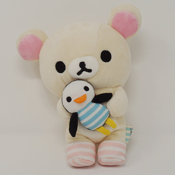 2014 Korilakkuma with Penguin Plush - Shima Shima