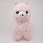 Amuse Pink Alpacasso Big Plush